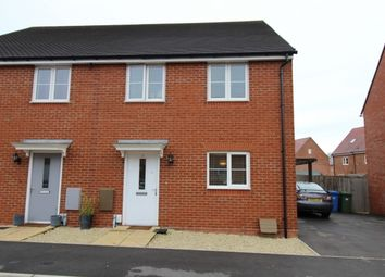 Thumbnail 4 bed semi-detached house for sale in Barn Owl Drive, Bracknell, Surrey