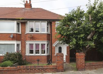 Thumbnail 3 bed end terrace house for sale in Runcorn Avenue, Blackpool