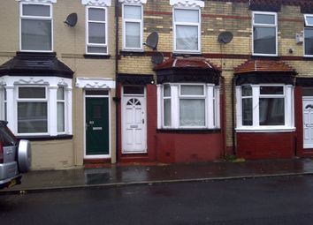 Thumbnail 2 bed terraced house for sale in Stovell Road, Moston, Manchester