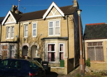 Thumbnail 1 bedroom flat to rent in Dickens Street, Peterborough