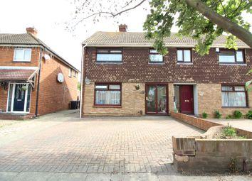 3 bed semi-detached house for sale in Tennyson Walk, Northfleet, Kent DA11
