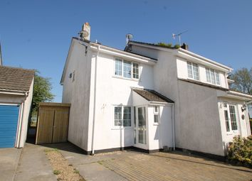Thumbnail 2 bed semi-detached house for sale in Pykes Down, Ivybridge