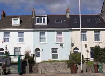 Thumbnail 5 bedroom terraced house for sale in Embankment Road, Plymouth