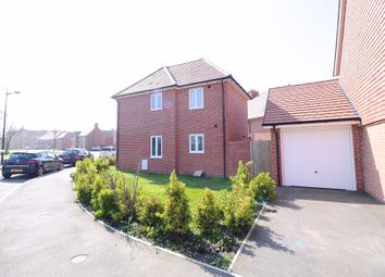 Thumbnail 3 bed detached house for sale in Highgrove Crescent, Polegate