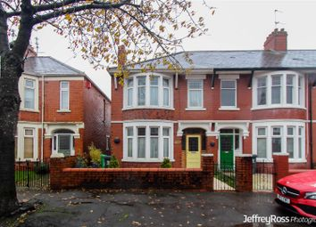 Thumbnail 3 bedroom end terrace house to rent in Windway Avenue, Cardiff