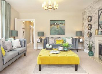 """Thumbnail 4 bedroom detached house for sale in """"The Oatfield"""" at Weston Road, Aston Clinton, Aylesbury"""