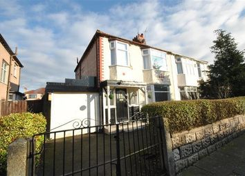 Thumbnail 3 bedroom semi-detached house for sale in Allangate Road, Grassendale, Liverpool