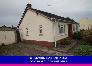 Thumbnail 2 bedroom bungalow to rent in Dudley Road, Halesowen, West Midlands