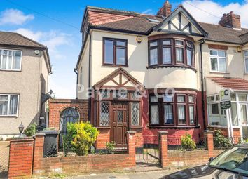 Thumbnail 4 bedroom end terrace house for sale in Gordon Road, Chadwell Heath