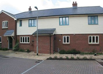 Thumbnail 2 bed terraced house to rent in Mill Stream Court, Ottery St. Mary