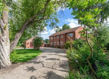Thumbnail 5 bed detached house for sale in The Street, Sculthorpe, Fakenham