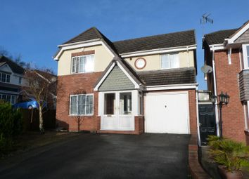 Thumbnail 4 bedroom detached house for sale in The Pines, Rednal, Birmingham