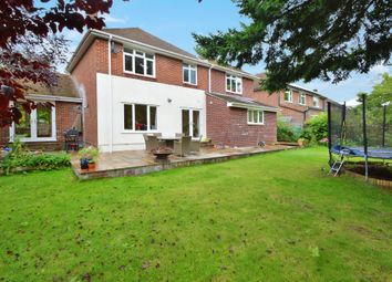Thumbnail 4 bedroom detached house for sale in Hiltingbury Road, Chandler's Ford, Eastleigh