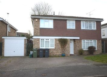 Thumbnail 4 bed detached house for sale in Loddon Way, Ash, Surrey