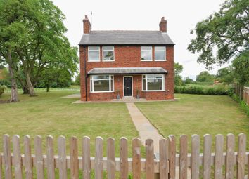 Thumbnail 3 bed detached house for sale in Knedlington, Goole