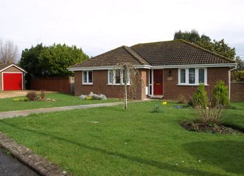 Thumbnail 3 bed bungalow for sale in Morton Road, Brading