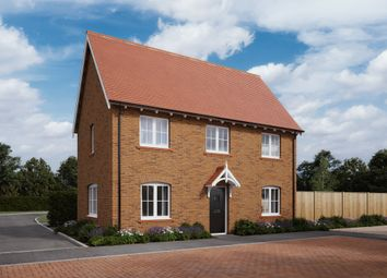 Thumbnail 2 bedroom semi-detached house for sale in Flora View, Chineham, Basingstoke