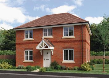 "Thumbnail 3 bed detached house for sale in ""Bretby"" at Bidavon Industrial Estate, Waterloo Road, Bidford-On-Avon, Alcester"