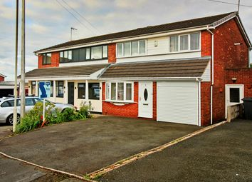 Thumbnail 3 bed semi-detached house for sale in Tay Grove, Halesowen