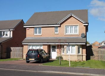 Thumbnail 4 bedroom detached house for sale in Greenoakhill Avenue, Uddingston, Glasgow