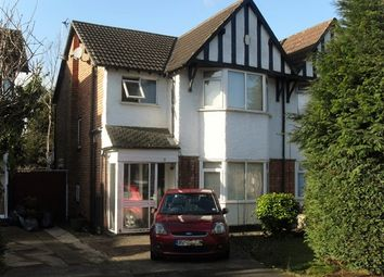 Thumbnail Room to rent in Green Avenue Hall Green, Birmingham B28, Birmingham,