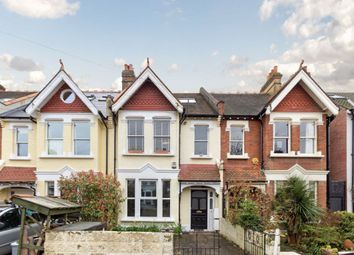 Thumbnail 3 bed flat for sale in Penwortham Road, London