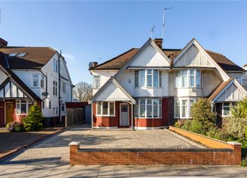 Thumbnail 4 bedroom semi-detached house for sale in Creighton Avenue, London