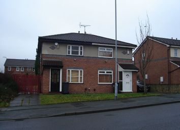 Thumbnail 2 bed semi-detached house to rent in Gurney Street, Manchester, Greater Manchester