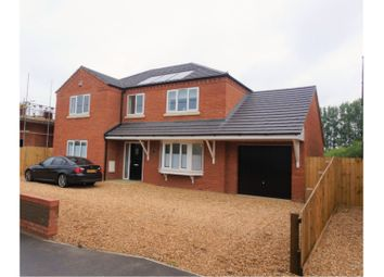 Thumbnail 4 bed detached house for sale in Pius Drove, Wisbech
