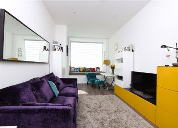 Thumbnail 1 bed flat for sale in Beacon Tower, 1 Spectrum Way, London
