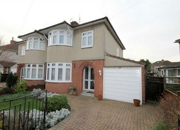 Thumbnail 3 bed semi-detached house for sale in Woodside Road, Downend, Bristol