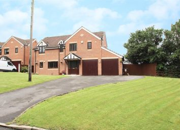 4 bed detached house for sale in Gorse Hill, Anstey, Leicester LE7