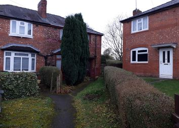 Thumbnail 3 bedroom semi-detached house for sale in Lamburn Avenue, Manchester