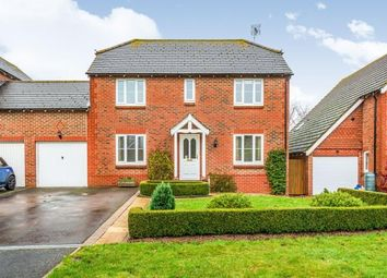 Thumbnail 4 bed link-detached house for sale in Rectory Close, Ashington, Pulborough, West Sussex