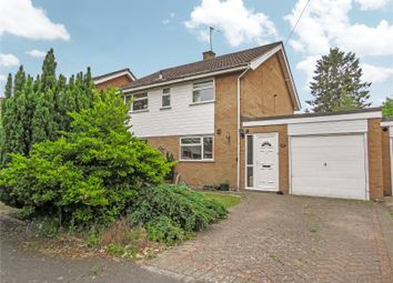Thumbnail 4 bed detached house for sale in Home Farm Road, Houghton, Huntingdon, Cambridgeshire