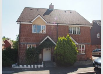 Thumbnail 2 bed semi-detached house for sale in Marwell Road, Fleet, Hampshire