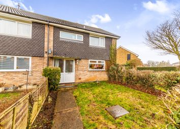 Thumbnail 3 bed end terrace house for sale in Denby, Letchworth Garden City