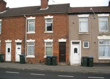 Thumbnail 2 bedroom terraced house to rent in Stoney Stanton Road, Foleshill, Coventry
