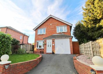 Thumbnail 4 bed detached house for sale in Douglas Road, Worsley, Manchester