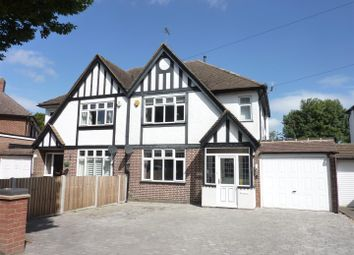 Thumbnail 4 bed semi-detached house for sale in Osborne Road, Dunstable