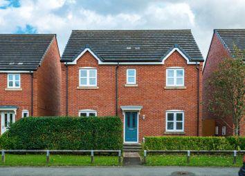 Thumbnail 4 bed detached house to rent in Kiveton, Battersby Lane, Warrington
