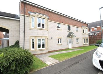 Thumbnail 1 bed flat for sale in Highfield Rise, Chester Le Street