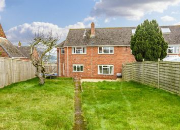 Thumbnail 3 bedroom end terrace house for sale in Spruce Park, Crediton