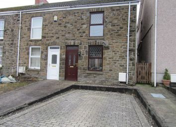 Thumbnail 2 bed end terrace house for sale in Station Road, Glais, Swansea, City & County Of Swansea.