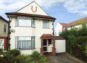 Thumbnail 3 bed detached house for sale in Beechcroft Gardens, Wembley