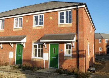 Thumbnail 1 bed terraced house to rent in Apollo Avenue, Stanground, Peterborough