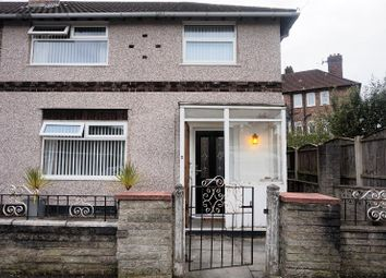 Thumbnail 3 bed semi-detached house for sale in Perriam Road, Liverpool