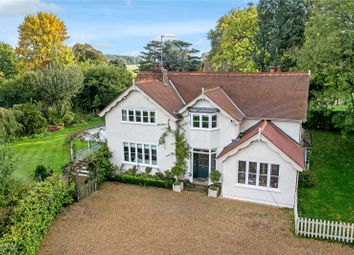 Thumbnail 4 bed detached house for sale in Langley Road, Chipperfield, Kings Langley, Hertfordshire