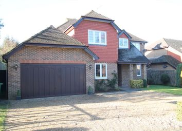 Thumbnail 5 bed detached house to rent in Fairlawn Park, Horsell, Woking