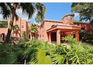 Thumbnail 4 bed property for sale in 320 Park St S, St Petersburg, Fl, 33707